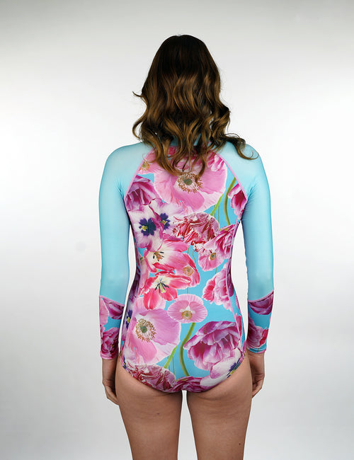 One-Piece Rash Vest | Luxe