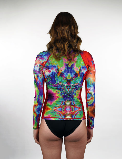 Long Sleeve Rash Vest | Spitfire