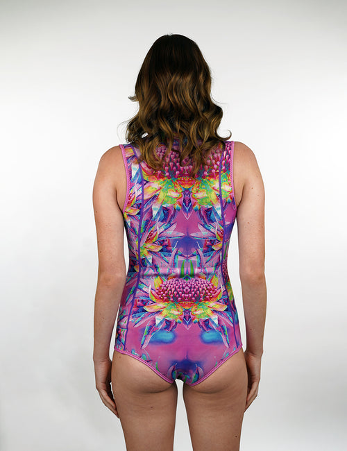 Sleeveless Vixen Spring Suit | Sugar & Spice