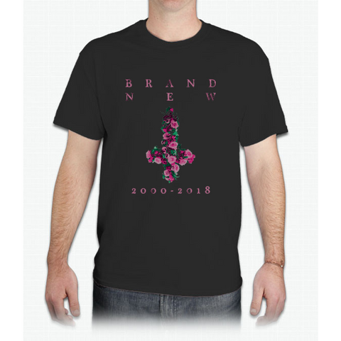 "Brand New ""Farewell Cross"" - Mens T-Shirt"