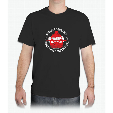 Yukon Cornelius North Pole Expeditions - Mens T-Shirt