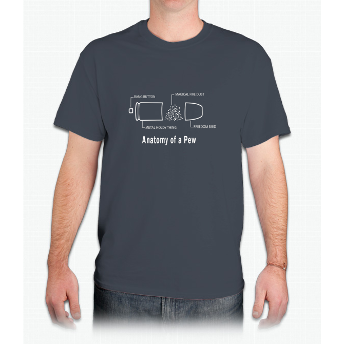 The Anatomy of a Pew Funny T-shirt Geometry Pews Case - Mens T-Shirt ...