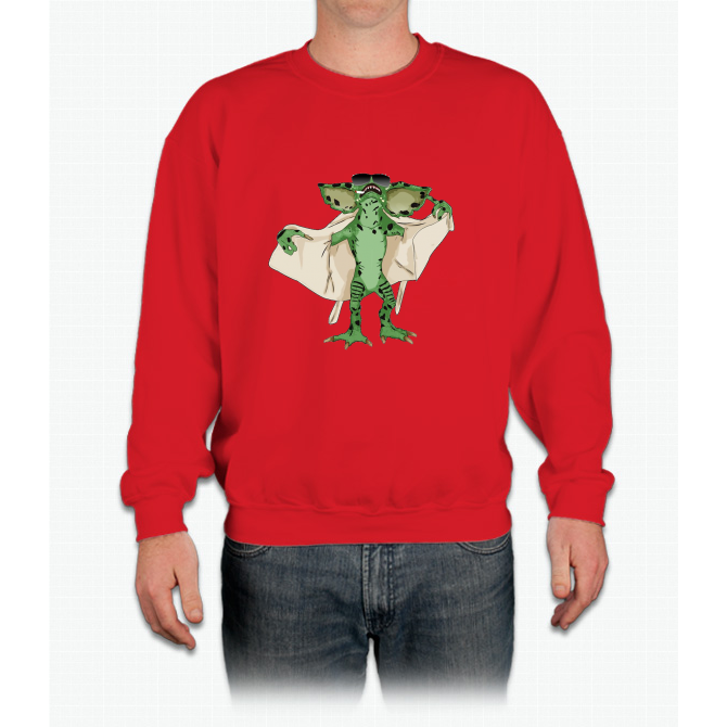 Gremlin flasher crewneck sweatshirt umm tee gremlin flasher crewneck sweatshirt sciox Image collections