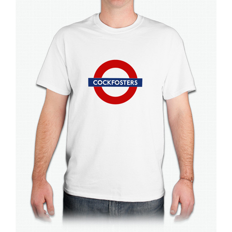Cockfosters - Mens T-Shirt