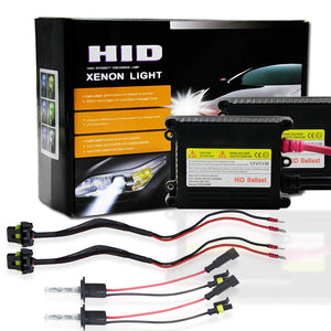 35W XENON HEADLIGHT HID KIT SLIM BALLAST