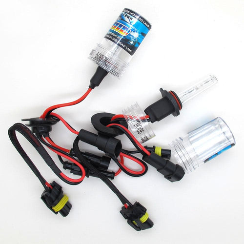 H1 H3 H7 H11 9005 9006 880 35W 55W  HID Xenon Bulbs Replace Factory HID Headlight Pair