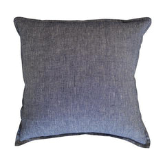 MANILA CHAMBRAY CUSHION 55CM