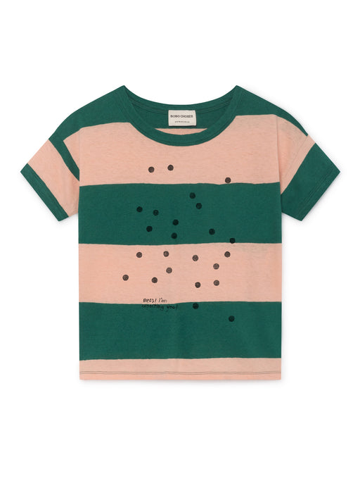 Bobo Choses - Bees Linen T-Shirt
