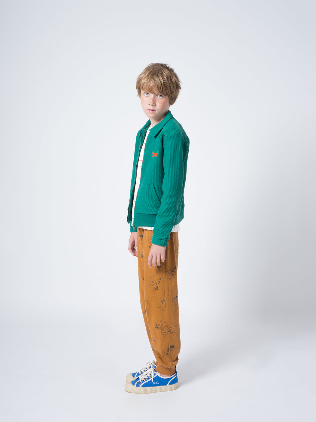 Bobo Choses - Animals Zipped Jacket