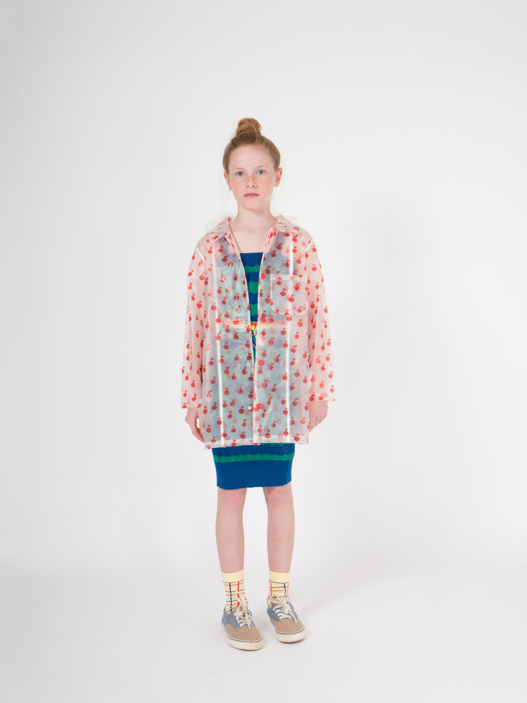 Bobo Choses - Apples Raincoat