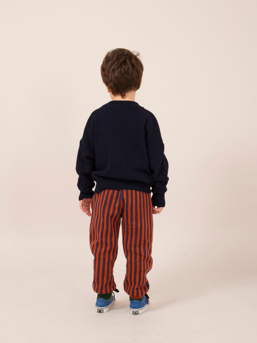 Bobo Choses Merino Cars Jumper