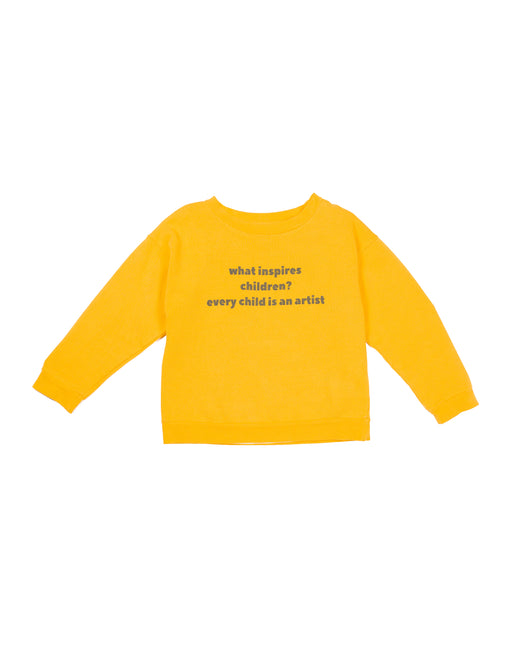 The Campamento - Every Child Is An Artist Sweatshirt