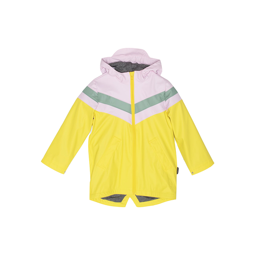 GOSOAKY - TIGER BAY RAINCOAT | YELLOW
