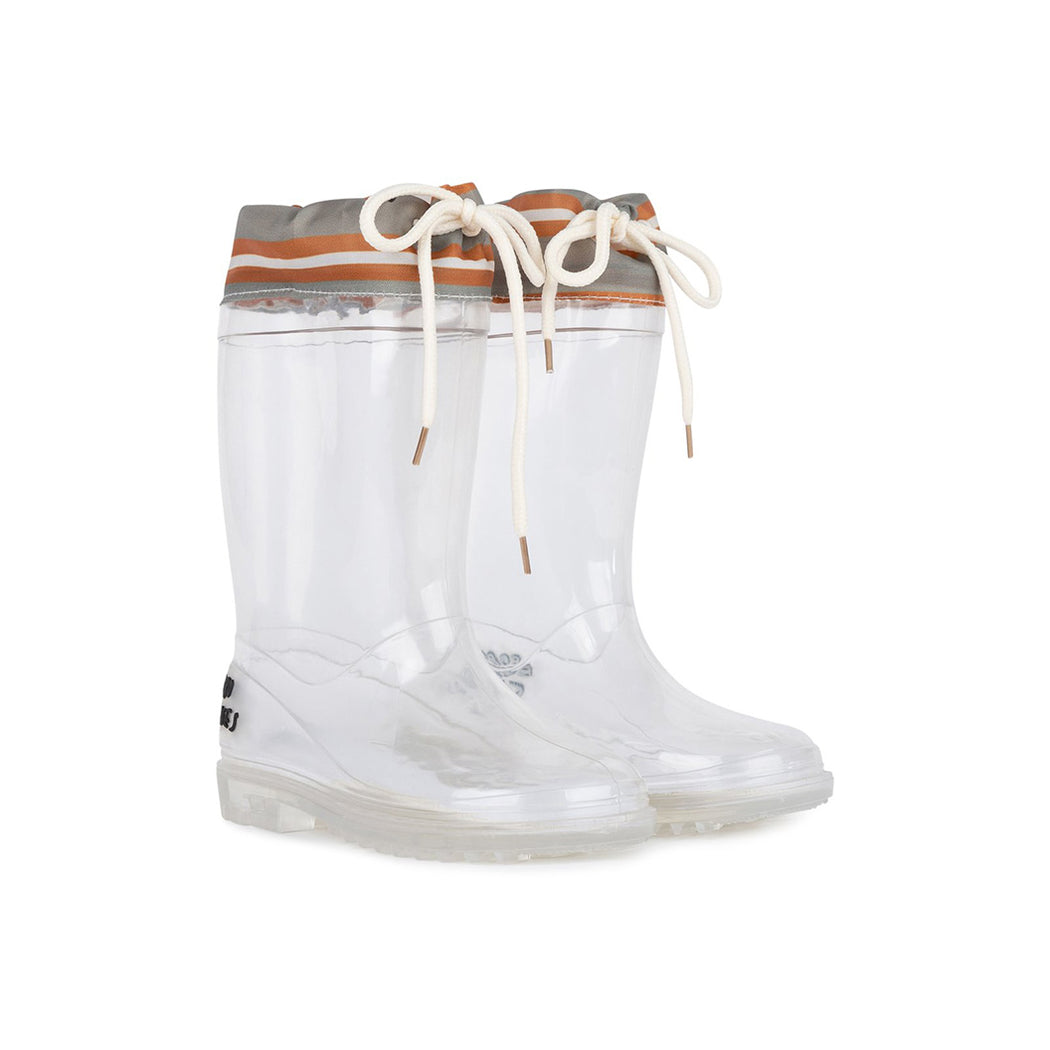 Bobo Choses - Laces Rain Boots Kid
