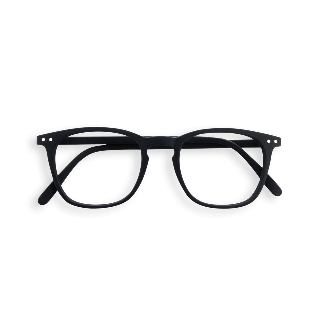 SCREEN GLASSES #E | JUNIOR | BLACK