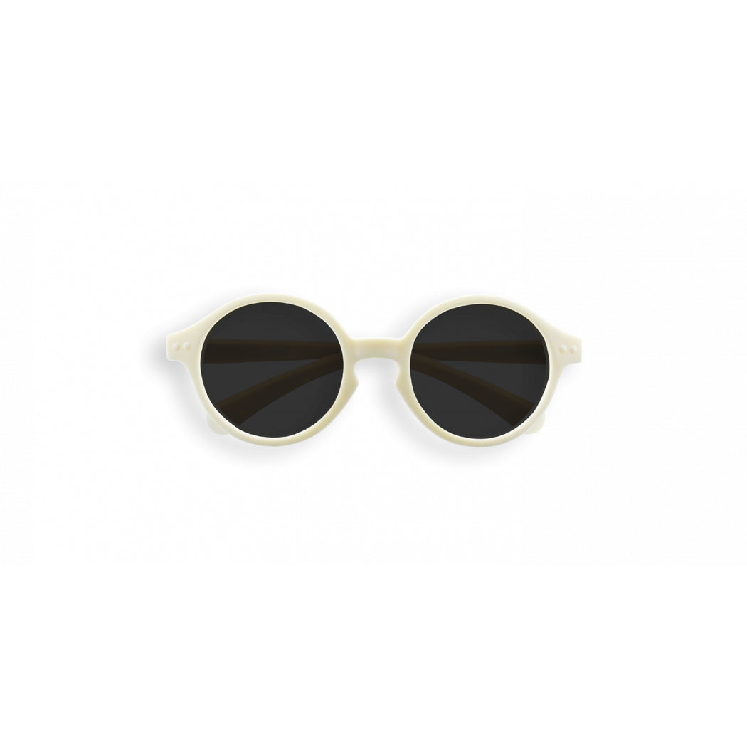 SUNGLASSES| BABY | WHITE CLAY