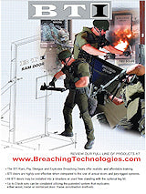 Breaching Technologies Inc BTI Training Doors and entry Tools