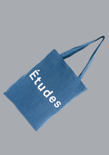 Etudes Denim Tote Bag