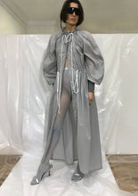 ANDREA JIAPEI LI RAINCOAT ROBE