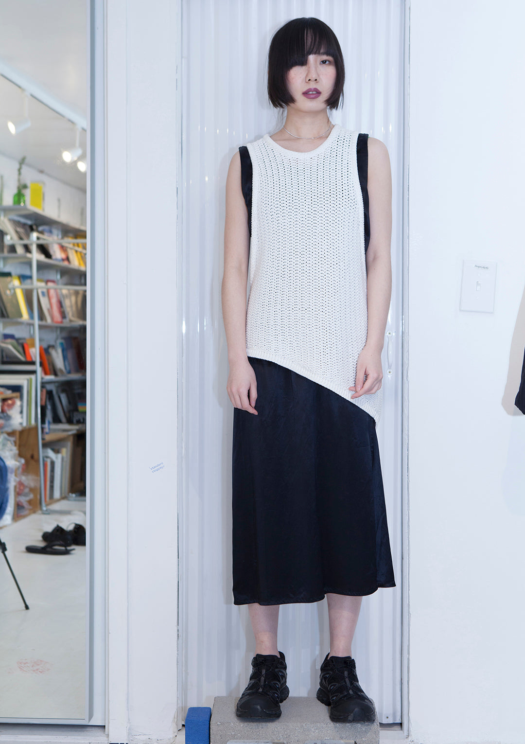 HELMUT LANG Sleeveless Tank Top