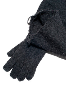 EXTRA LARGE WOOL GLOVES