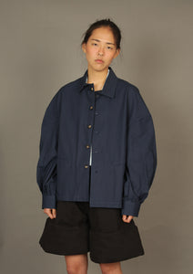 DANSHAN Navy Blue Jacket