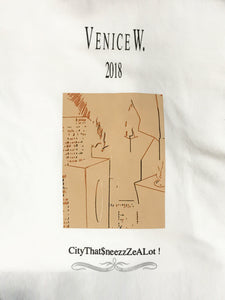 CityThat$neezZZeALot! 2018 T-shirt with Hood
