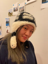Mongolian 100% Hand-Knitted Warm Hat