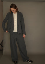 Edwina Hoerl Grey Blue Trousers