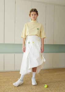 GB159 - MAXI SKIRT AND CYLCING SHORTS - KIT