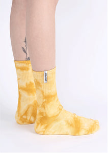 NUTEMPEROR Losing Eden Project - Hand Tie Dye Socks (3 colors)