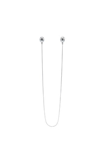 (pre-order, shipping in late July) Balloon Earring with Chain
