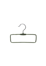 1 Pack of Plastic Coated Wire Towel Hanger