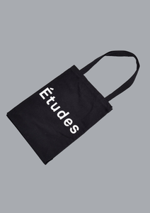 Etudes October Tote Bag Black