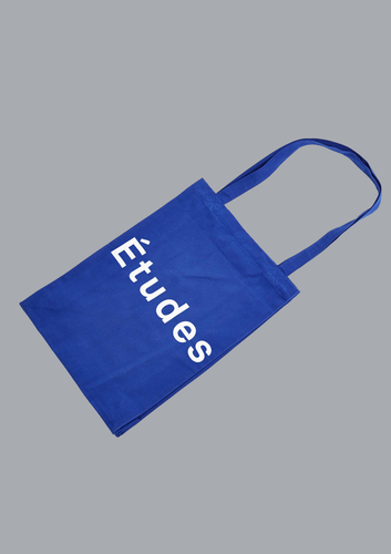 Etudes October Tote Bag Blue