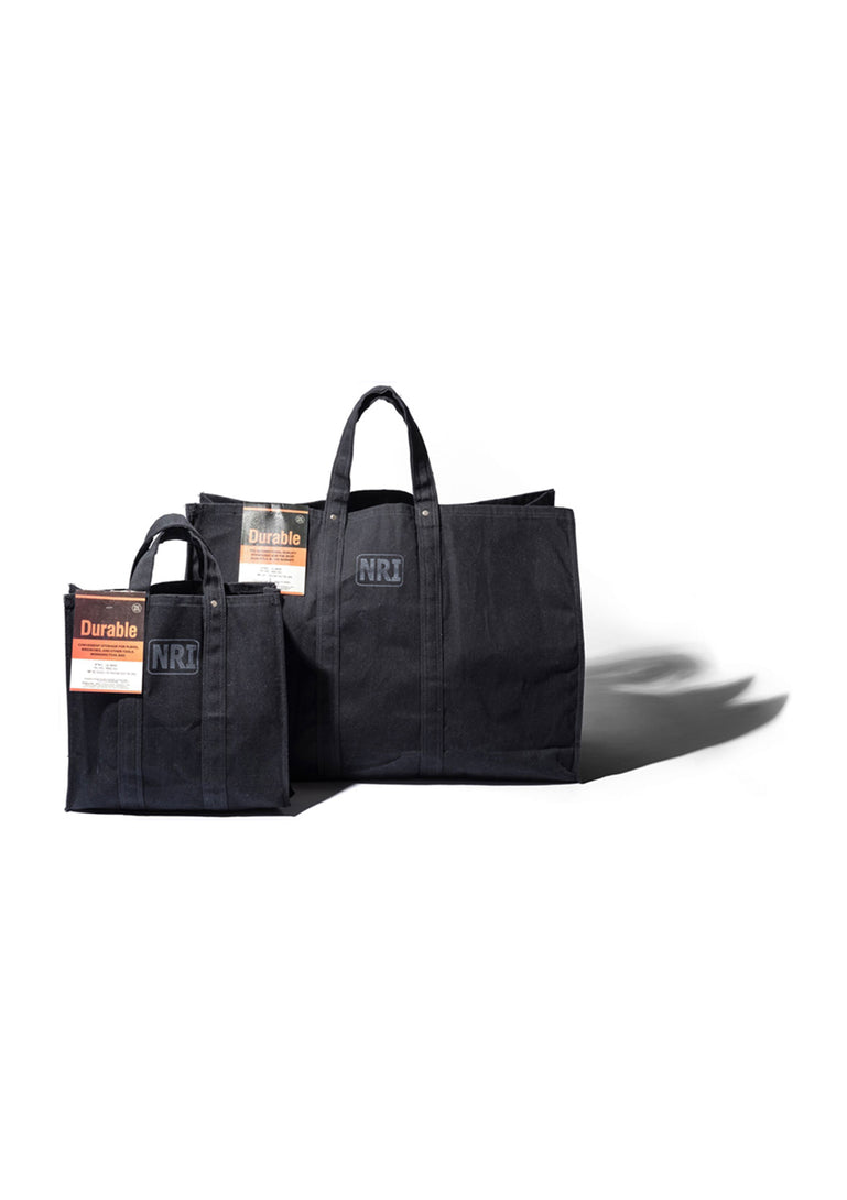 Labour Tote Bag Black