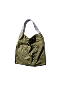 Vintage Parachute Olive Light Bag