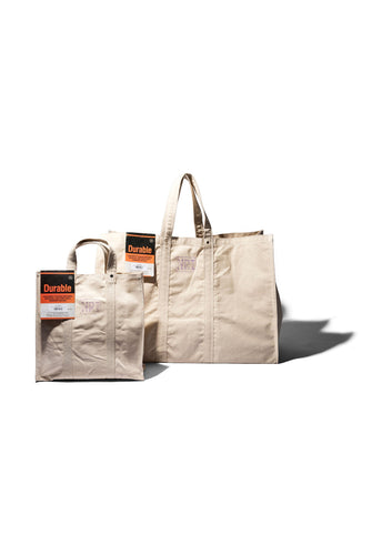 Labour Tote Bag Off-White