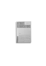 Intimate Negrociations