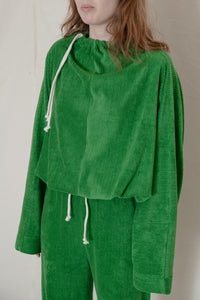 MONSTRO SWEATSHIRT-RIB TERRY FLEECE