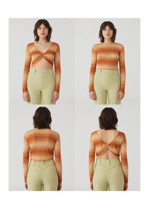 Manuel Double-sided Top