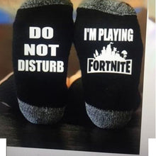 Load image into Gallery viewer, DO NOT DISTURB Socks