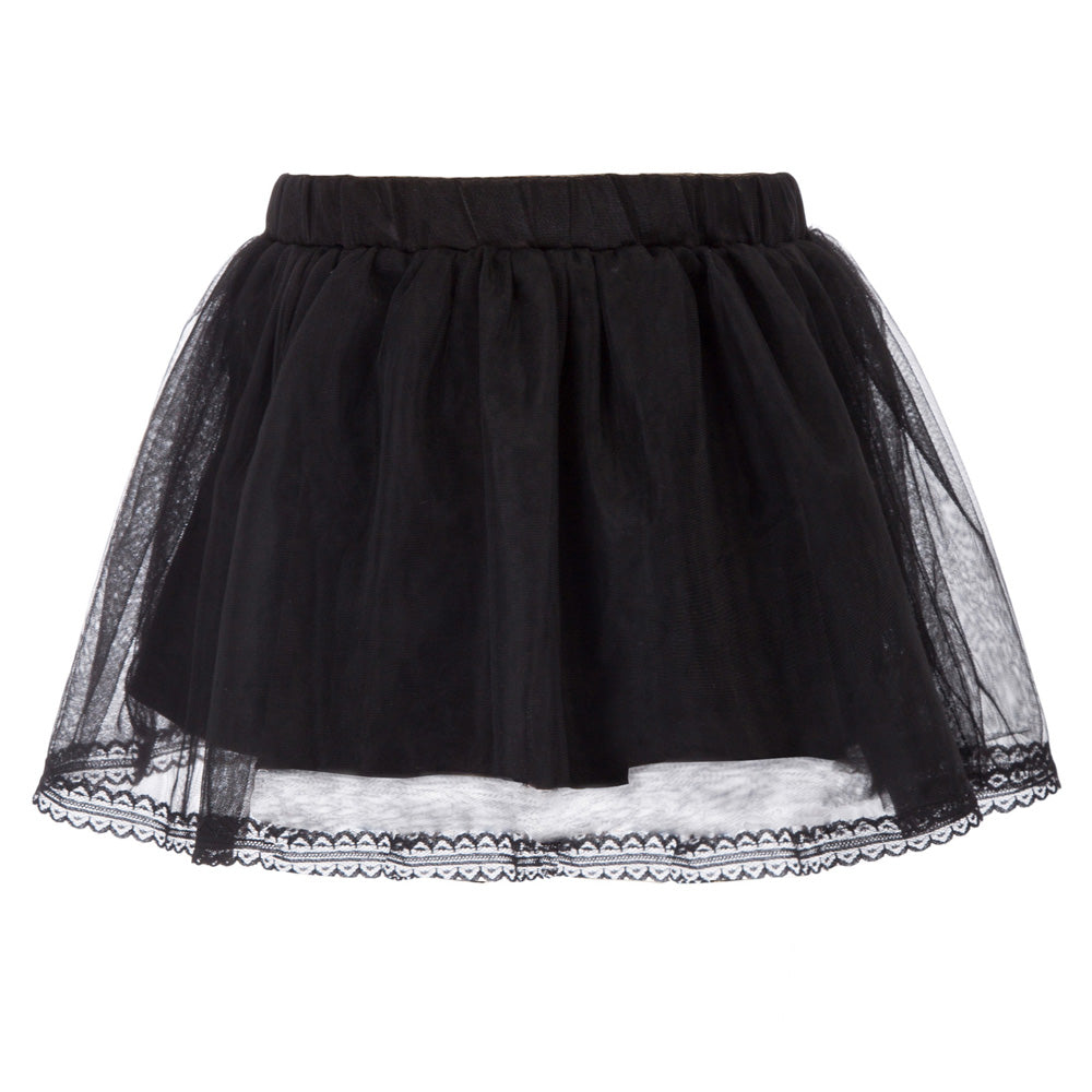 GK Children Kids Girl 3-Layer Petticoat Underskirt Crinoline