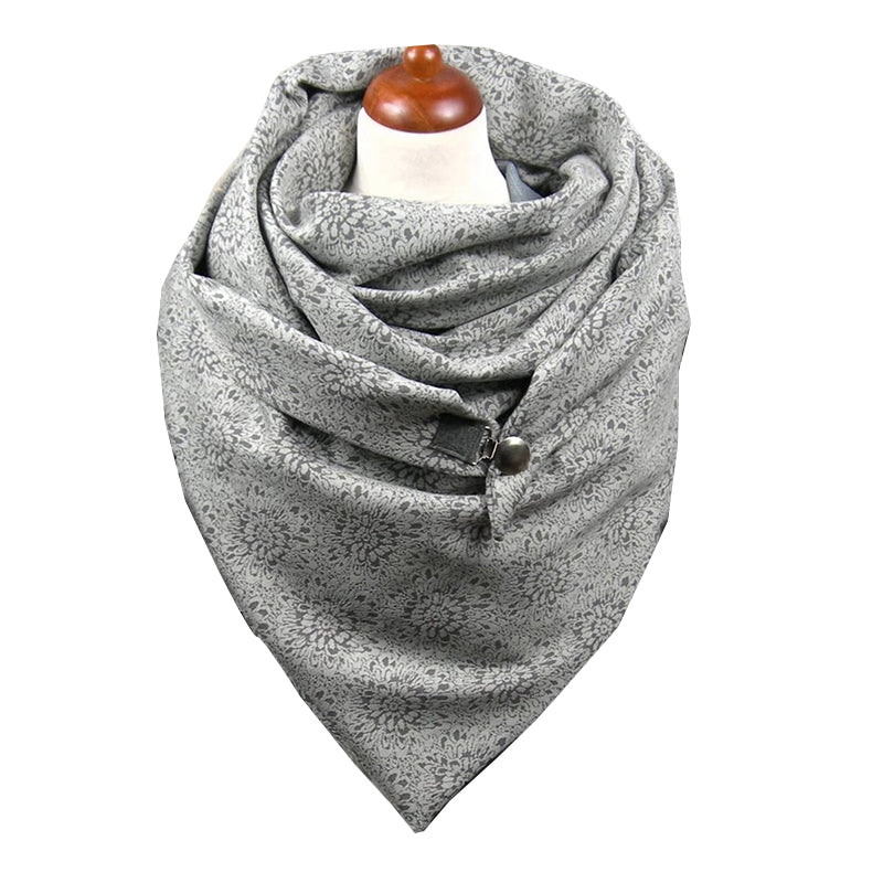 Casual solid color scarf