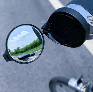 The Perfect Tool For Cyclist-Rear View Mirror