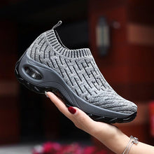 Load image into Gallery viewer, Women's Breathable Air Cushion Leisure Shock Sneakers