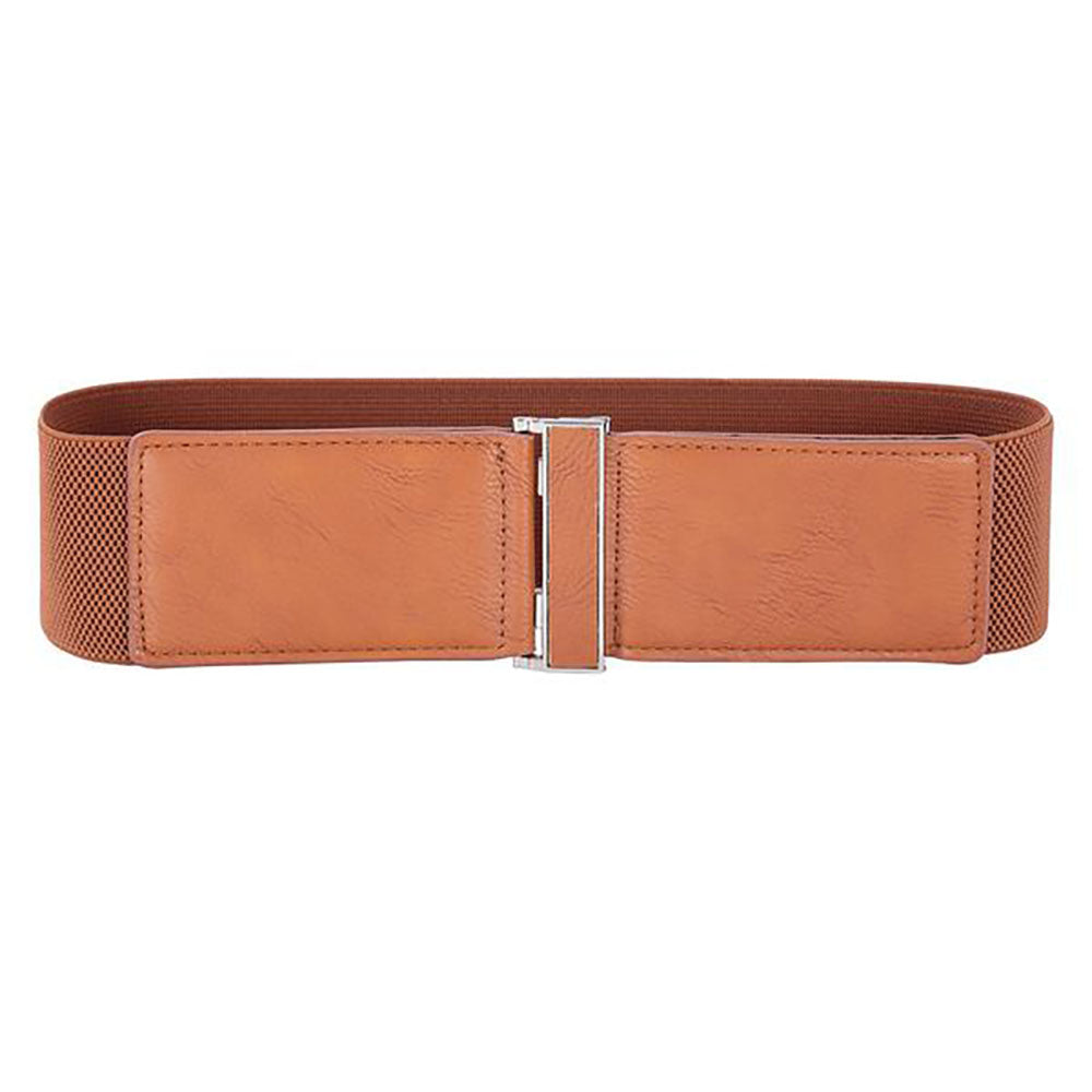 Retro Waist Belts - Casual Waistband Buckle - Stretchy and Elastic - PRESALE