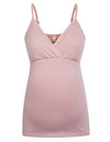 Women's Maternity Nursing Breastfeeding Camisole Cotton Cami Tops