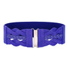 Fashion Wide Braided Stretchy Elastic Waistband