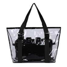 Load image into Gallery viewer, Beach Bag Waterproof Transparent Bag
